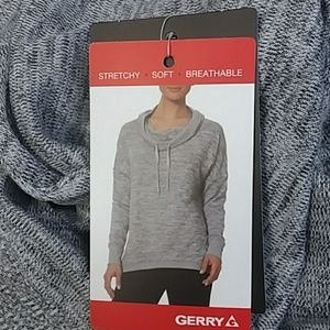 gerry Sweaters -   Gerry Ladies  Cowl Neck Pullover 80f7f8e03